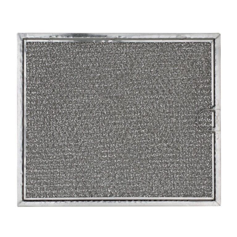 GE WB06X10125 Aluminum Grease Range Hood Filter Replacement