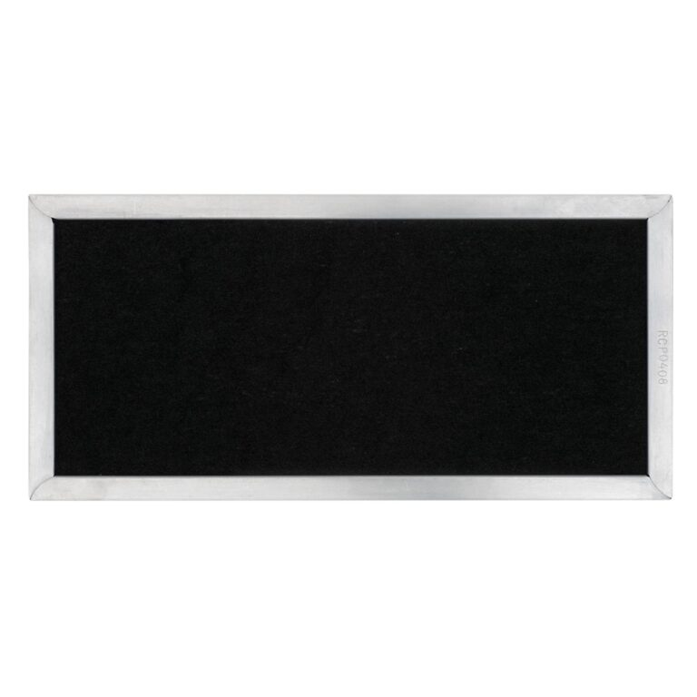 RCP0408 Carbon Odor Filter for Non-Ducted Range Hood or Microwave Oven