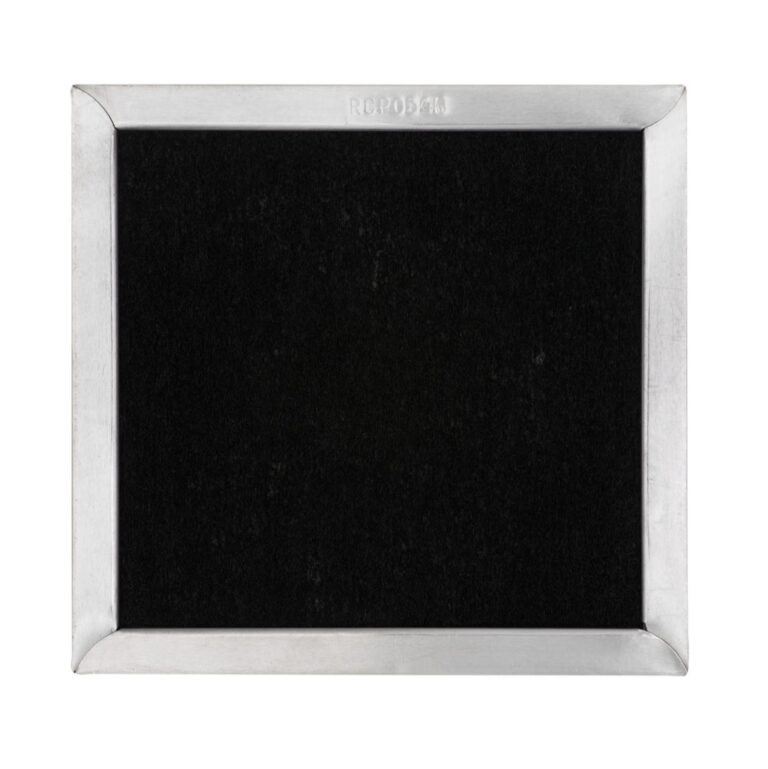RCP0546 Carbon Odor Filter for Non-Ducted Range Hood or Microwave Oven