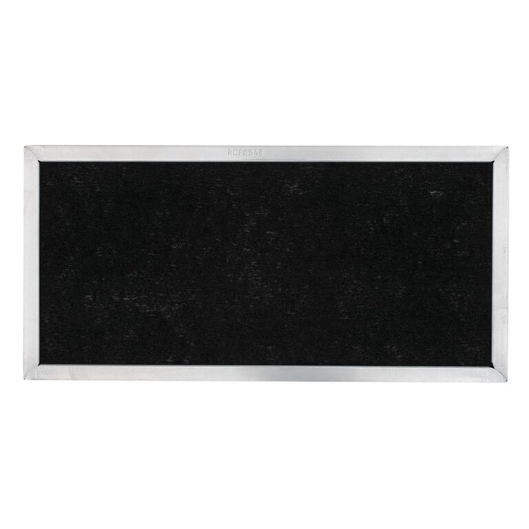 RCP0548 Carbon Odor Filter for Non-Ducted Range Hood or Microwave Oven