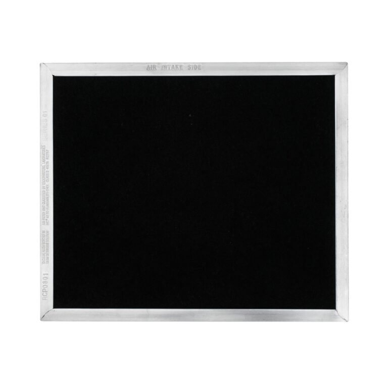RCP0801 Carbon Odor Filter for Non-Ducted Range Hood or Microwave Oven