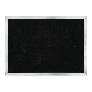 RCP0802 Carbon Odor Filter for Non-Ducted Range Hood or Microwave Oven