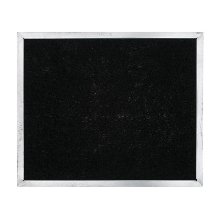 RCP0806 Carbon Odor Filter for Non-Ducted Range Hood or Microwave Oven