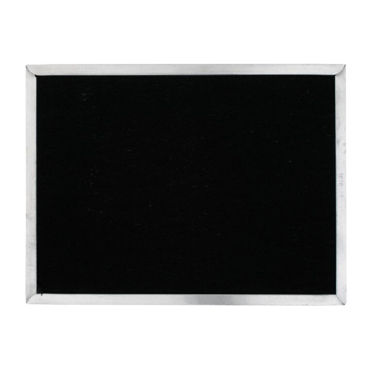 RCP0812 Carbon Odor Filter for Non-Ducted Range Hood or Microwave Oven