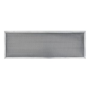 RCR0606 Granular Carbon Odor Filter for Non-Ducted Range Hood or Microwave Oven