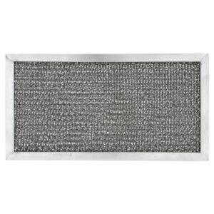 RHF0408 Aluminum Grease Filter for Ducted Range Hood or Microwave Oven