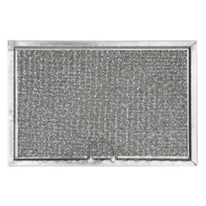 RHF0557 Aluminum Grease Filter for Ducted Range Hood or Microwave Oven | with Pull Tab