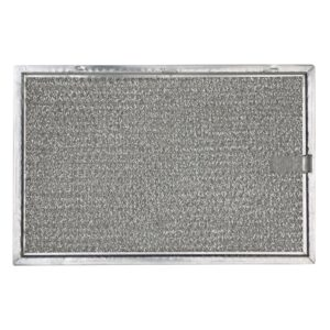 RHF0619 Aluminum Grease Filter for Ducted Range Hood or Microwave Oven | with Pull Tab