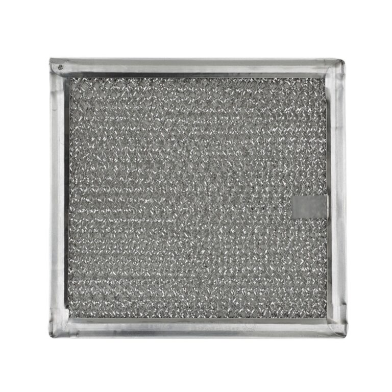 RHF0650 Aluminum Grease Filter for Ducted Range Hood or Microwave Oven | with Pull Tab