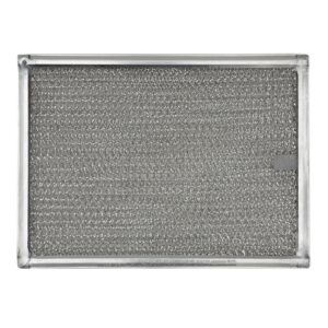 RHF0706 Aluminum Grease Filter for Ducted Range Hood or Microwave Oven | with Pull Tab