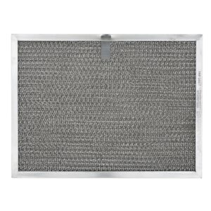 RHF0807 Aluminum Grease Filter for Ducted Range Hood or Microwave Oven   with Pull Tab