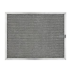 RHF0808 Aluminum Grease Filter for Ducted Range Hood or Microwave Oven | with Pull Tab