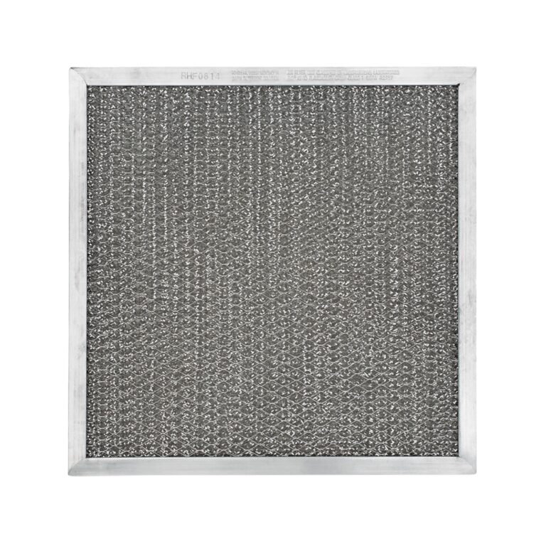 RHF0814 Aluminum Grease Filter for Ducted Range Hood or Microwave Oven