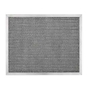 RHF0825 Aluminum Grease Filter for Ducted Range Hood or Microwave Oven