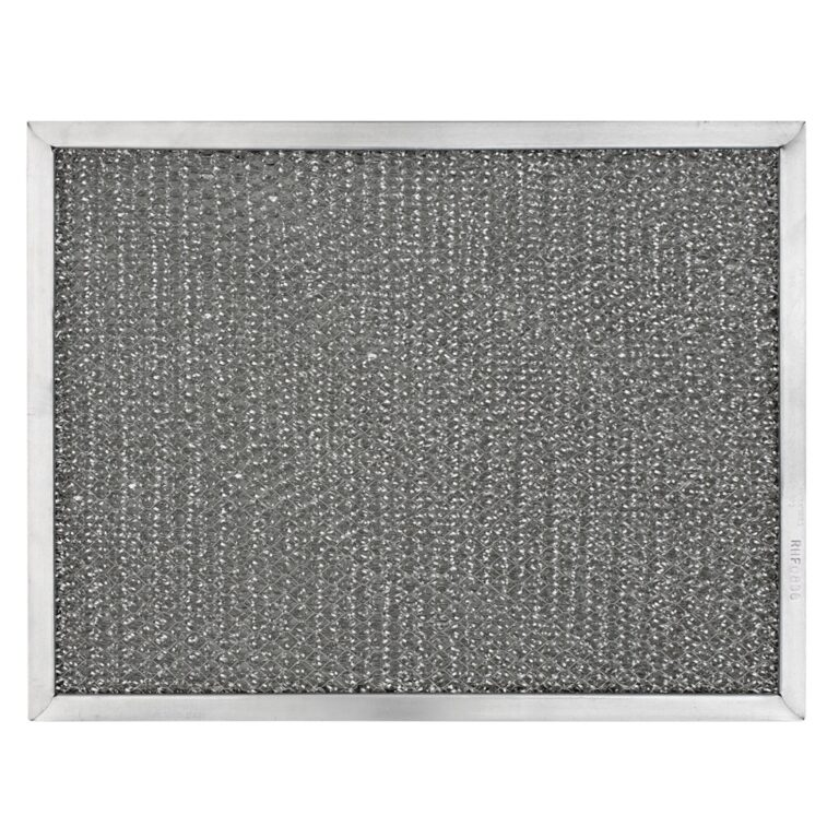 RHF0838 Aluminum Grease Filter for Ducted Range Hood or Microwave Oven