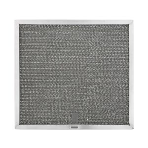 RHF0844 Aluminum Grease Filter for Ducted Range Hood or Microwave Oven | with Pull Tab