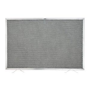 RHF1143 Aluminum Grease Filter for Ducted Range Hood or Microwave Oven | with 1 Pull Tab and 2 Tension Springs