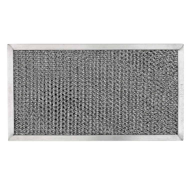 RHP0601 Aluminum/Carbon Grease and Odor Filter for Non-Ducted Range Hood or Microwave Oven