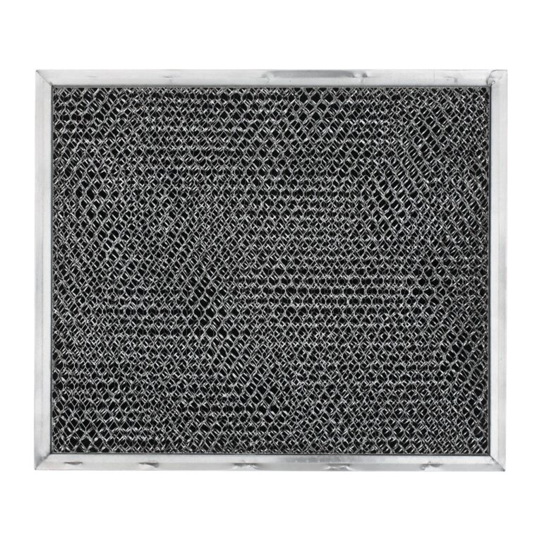 RHP0807 Aluminum/Carbon Grease and Odor Filter for Non-Ducted Range Hood or Microwave Oven