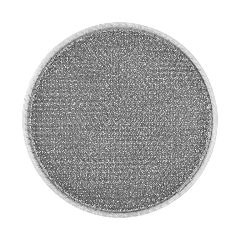 """RRF0902 Aluminum Grease Filter for Ducted Range Hood  9-1/2″ Round  X 3/32"""""""