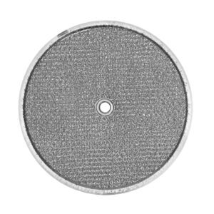 RRF0903 Aluminum Grease Filter for Ducted Range Hood  9-1/2″ Round  X 3/32″   with Grommet Hole