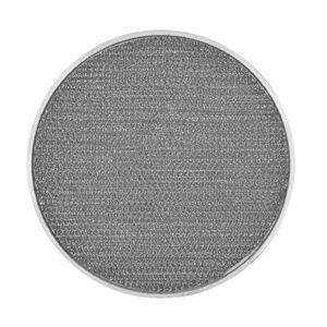 """RRF1101 Aluminum Grease Filter for Ducted Range Hood  11-1/2″ Round  X 3/32"""""""