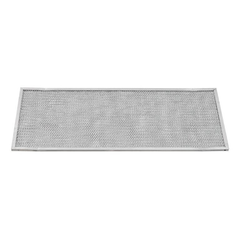 RWF1001 Aluminum Grease Filter for Ducted Range Hood  Wing 3″