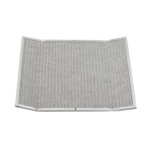 RWF1501 Aluminum Grease Filter for Ducted Range Hood| with 2 Holes | Wing 3-1/4″