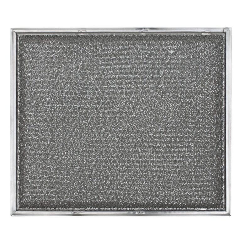 GE WB2X8391 Aluminum Grease Range Hood Filter Replacement