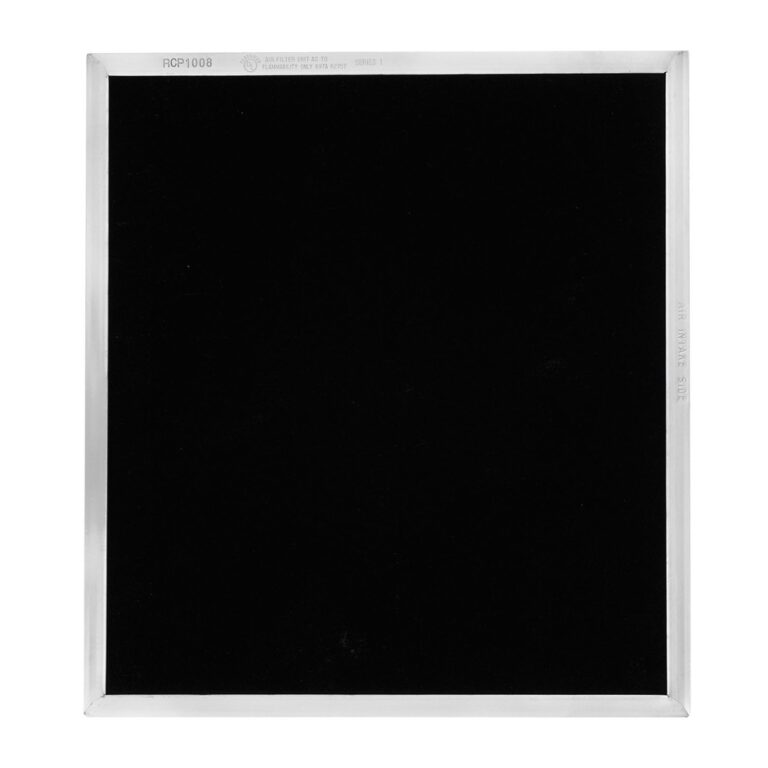 GE WB02X9760 Carbon Odor Range Hood Filter Replacement