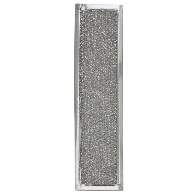 GE WB02X6786 Aluminum Grease Microwave Filter Replacement