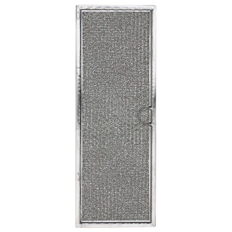 GE WB06X10288 Aluminum Grease Range Hood Filter Replacement
