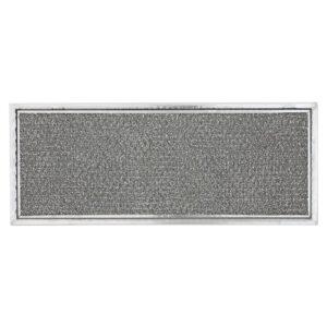 GE WB02X1666 Aluminum Grease Range Hood Filter Replacement