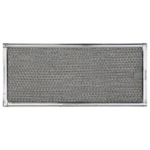 GE WB06X10596 Aluminum Grease Microwave Filter Replacement