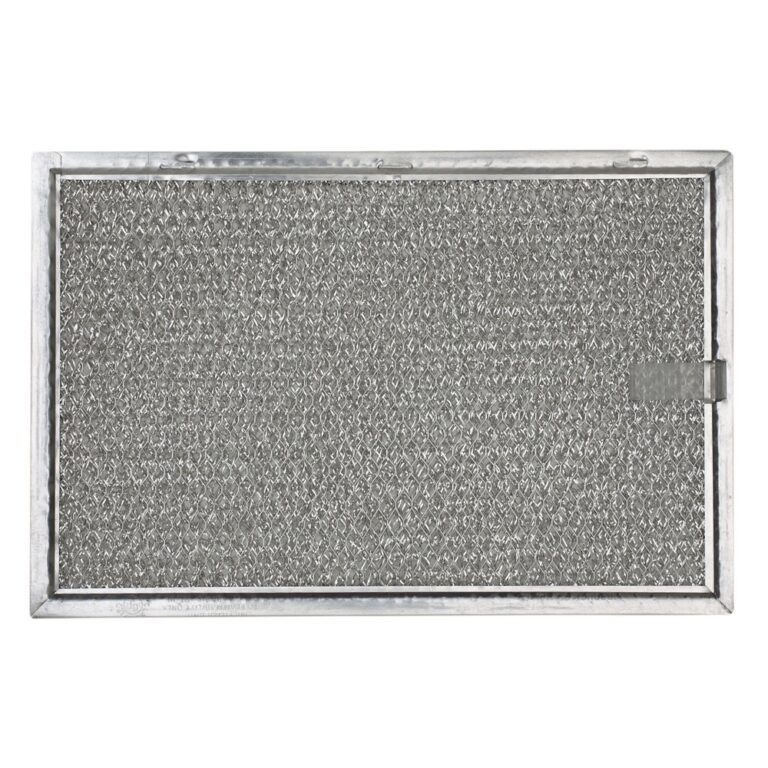 GE WB06X10482 Aluminum Grease Microwave Filter Replacement