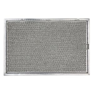 GE WB6X10482 Aluminum Grease Microwave Filter Replacement