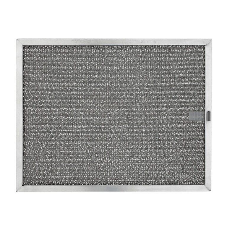 Broan S99010197 Aluminum Grease Range Hood Filter Replacement