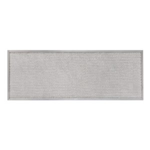 RHF1240 Aluminum Grease Filter for Ducted Range Hood or Microwave Oven,  12-1/4″ x 20″ x 3/8″
