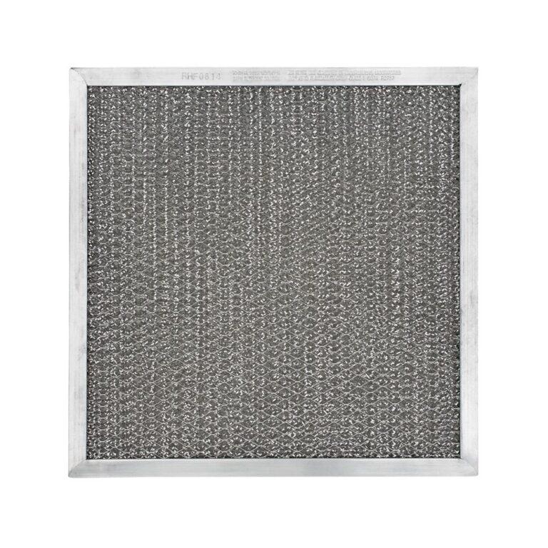 Broan S99010198 Aluminum Grease Range Hood Filter Replacement