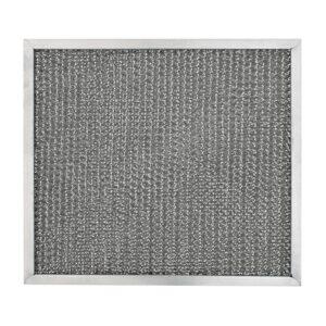 Gemline RF202 Aluminum Grease Range Hood Filter Replacement