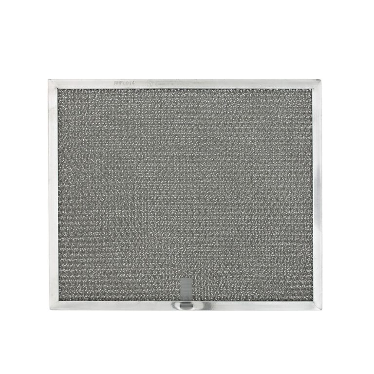 Broan 99010152 Aluminum Grease Range Hood Filter Replacement