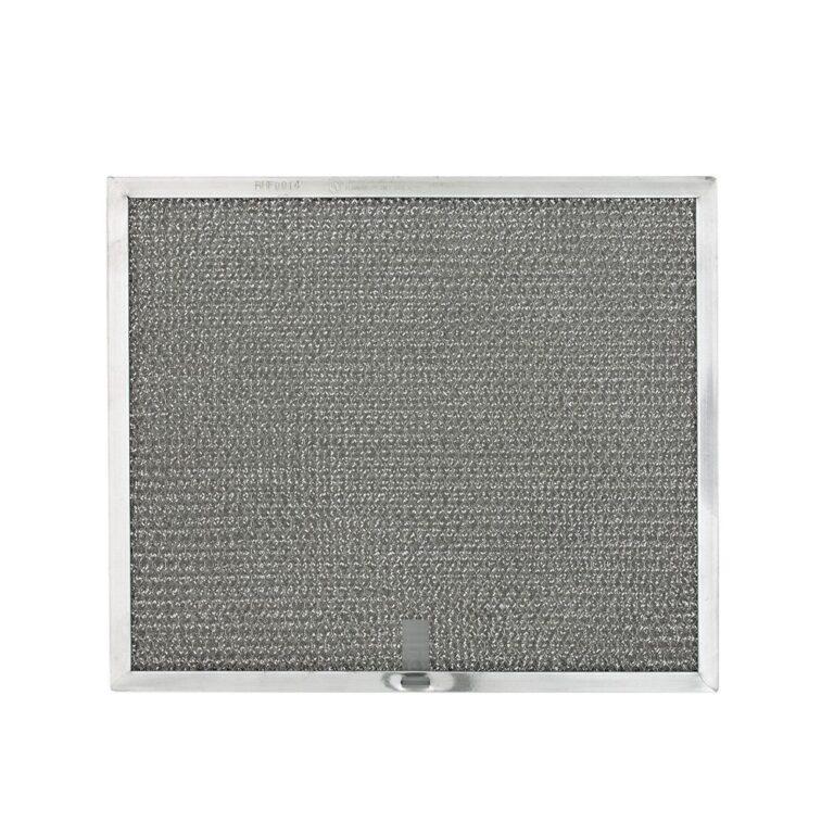 Broan S97017455 Aluminum Grease Range Hood Filter Replacement