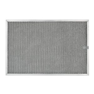 GE WB02X2158 Aluminum Grease Range Hood Filter Replacement