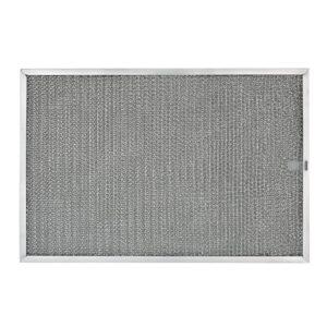 GE WB2X2158 Aluminum Grease Range Hood Filter Replacement