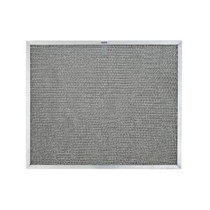 GE WB02X10709 Aluminum Grease Range Hood Filter Replacement