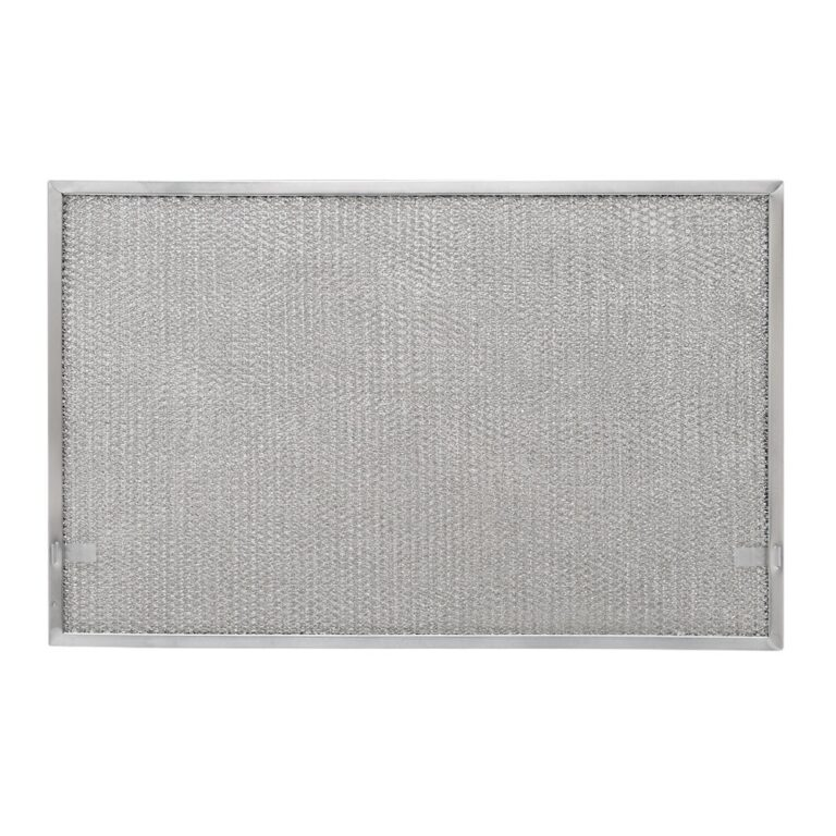 Broan S99010244 Aluminum Grease Range Hood Filter Replacement