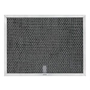 Broan K5509000 Aluminum/Carbon Grease & Odor Range Hood Filter Replacement
