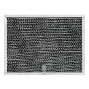 Nutone K3595 Aluminum/Carbon Grease & Odor Range Hood Filter Replacement
