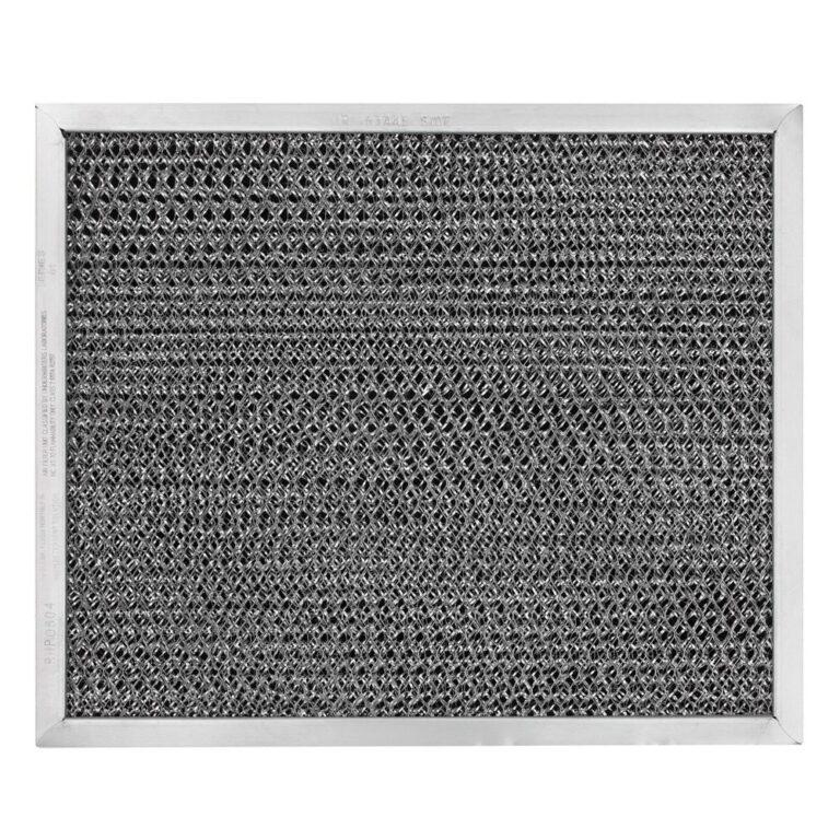 Broan S97007937 Aluminum/Carbon Grease & Odor Range Hood Filter Replacement