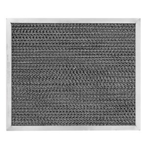 Whirlpool W10355450 Aluminum/Carbon Grease & Odor Range Hood Filter Replacement